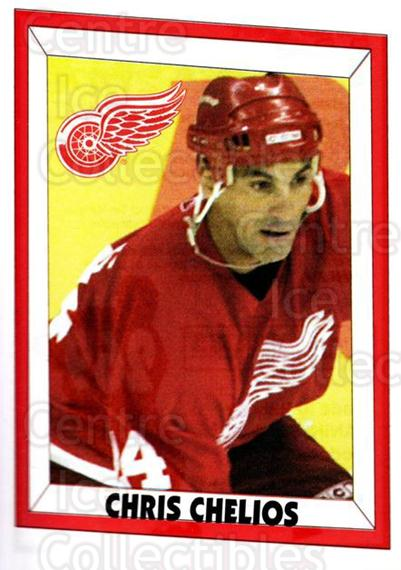 2005-06 Panini Stickers #269 Chris Chelios<br/>10 In Stock - $1.00 each - <a href=https://centericecollectibles.foxycart.com/cart?name=2005-06%20Panini%20Stickers%20%23269%20Chris%20Chelios...&quantity_max=10&price=$1.00&code=166523 class=foxycart> Buy it now! </a>