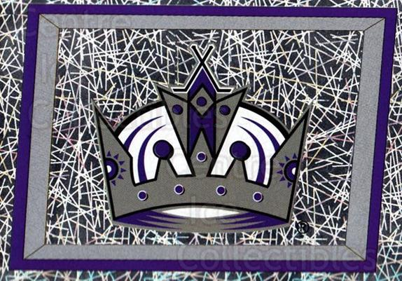 2005-06 Panini Stickers #288 Los Angeles Kings<br/>11 In Stock - $1.00 each - <a href=https://centericecollectibles.foxycart.com/cart?name=2005-06%20Panini%20Stickers%20%23288%20Los%20Angeles%20Kin...&quantity_max=11&price=$1.00&code=166544 class=foxycart> Buy it now! </a>