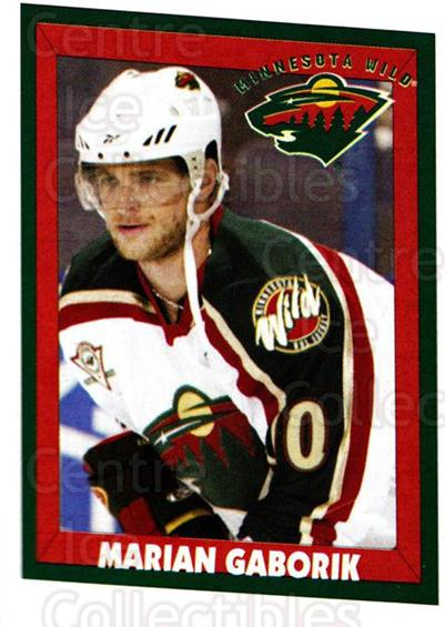 2005-06 Panini Stickers #295 Marian Gaborik<br/>13 In Stock - $1.00 each - <a href=https://centericecollectibles.foxycart.com/cart?name=2005-06%20Panini%20Stickers%20%23295%20Marian%20Gaborik...&quantity_max=13&price=$1.00&code=166552 class=foxycart> Buy it now! </a>