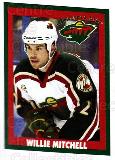 2005-06 Panini Stickers #300 Willie Mitchell<br/>11 In Stock - $1.00 each - <a href=https://centericecollectibles.foxycart.com/cart?name=2005-06%20Panini%20Stickers%20%23300%20Willie%20Mitchell...&quantity_max=11&price=$1.00&code=166559 class=foxycart> Buy it now! </a>