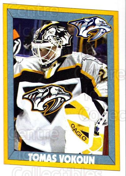 2005-06 Panini Stickers #309 Tomas Vokoun<br/>11 In Stock - $1.00 each - <a href=https://centericecollectibles.foxycart.com/cart?name=2005-06%20Panini%20Stickers%20%23309%20Tomas%20Vokoun...&quantity_max=11&price=$1.00&code=166568 class=foxycart> Buy it now! </a>