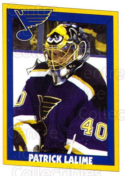 2005-06 Panini Stickers #337 Patrick Lalime<br/>6 In Stock - $1.00 each - <a href=https://centericecollectibles.foxycart.com/cart?name=2005-06%20Panini%20Stickers%20%23337%20Patrick%20Lalime...&quantity_max=6&price=$1.00&code=166599 class=foxycart> Buy it now! </a>