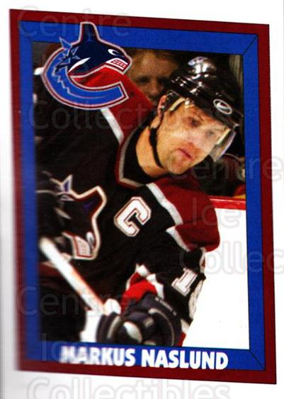 2005-06 Panini Stickers #355 Markus Naslund<br/>11 In Stock - $1.00 each - <a href=https://centericecollectibles.foxycart.com/cart?name=2005-06%20Panini%20Stickers%20%23355%20Markus%20Naslund...&quantity_max=11&price=$1.00&code=166619 class=foxycart> Buy it now! </a>