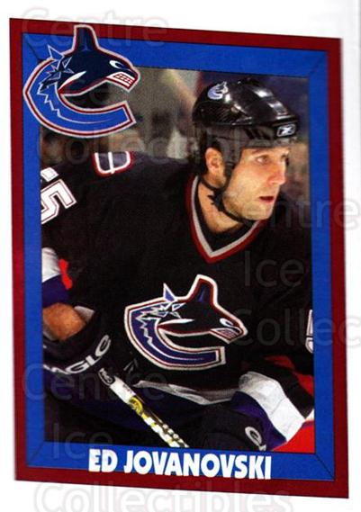 2005-06 Panini Stickers #357 Ed Jovanovski<br/>14 In Stock - $1.00 each - <a href=https://centericecollectibles.foxycart.com/cart?name=2005-06%20Panini%20Stickers%20%23357%20Ed%20Jovanovski...&quantity_max=14&price=$1.00&code=166621 class=foxycart> Buy it now! </a>