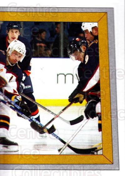 2005-06 Panini Stickers #368 New York Islanders, Atlanta Thrashers<br/>7 In Stock - $1.00 each - <a href=https://centericecollectibles.foxycart.com/cart?name=2005-06%20Panini%20Stickers%20%23368%20New%20York%20Island...&quantity_max=7&price=$1.00&code=166632 class=foxycart> Buy it now! </a>