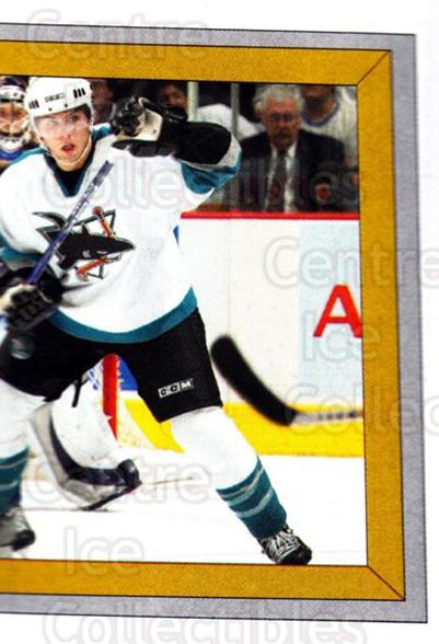 2005-06 Panini Stickers #370 Vancouver Canucks, San Jose Sharks<br/>11 In Stock - $1.00 each - <a href=https://centericecollectibles.foxycart.com/cart?name=2005-06%20Panini%20Stickers%20%23370%20Vancouver%20Canuc...&quantity_max=11&price=$1.00&code=166635 class=foxycart> Buy it now! </a>