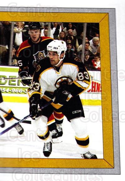 2005-06 Panini Stickers #378 Florida Panthers, Boston Bruins<br/>11 In Stock - $1.00 each - <a href=https://centericecollectibles.foxycart.com/cart?name=2005-06%20Panini%20Stickers%20%23378%20Florida%20Panther...&quantity_max=11&price=$1.00&code=166643 class=foxycart> Buy it now! </a>
