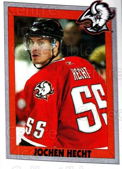 2005-06 Panini Stickers #39 Jochen Hecht<br/>10 In Stock - $1.00 each - <a href=https://centericecollectibles.foxycart.com/cart?name=2005-06%20Panini%20Stickers%20%2339%20Jochen%20Hecht...&quantity_max=10&price=$1.00&code=166656 class=foxycart> Buy it now! </a>