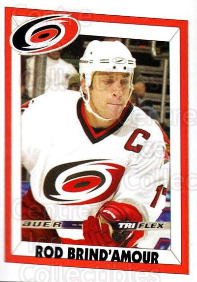 2005-06 Panini Stickers #43 Rod Brind'Amour<br/>10 In Stock - $1.00 each - <a href=https://centericecollectibles.foxycart.com/cart?name=2005-06%20Panini%20Stickers%20%2343%20Rod%20Brind'Amour...&quantity_max=10&price=$1.00&code=166662 class=foxycart> Buy it now! </a>