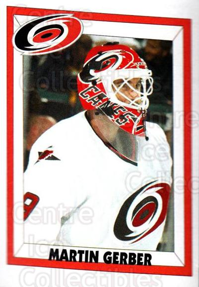2005-06 Panini Stickers #54 Martin Gerber<br/>6 In Stock - $1.00 each - <a href=https://centericecollectibles.foxycart.com/cart?name=2005-06%20Panini%20Stickers%20%2354%20Martin%20Gerber...&quantity_max=6&price=$1.00&code=166674 class=foxycart> Buy it now! </a>