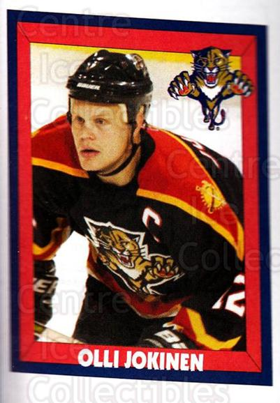 2005-06 Panini Stickers #56 Olli Jokinen<br/>7 In Stock - $1.00 each - <a href=https://centericecollectibles.foxycart.com/cart?name=2005-06%20Panini%20Stickers%20%2356%20Olli%20Jokinen...&quantity_max=7&price=$1.00&code=166676 class=foxycart> Buy it now! </a>