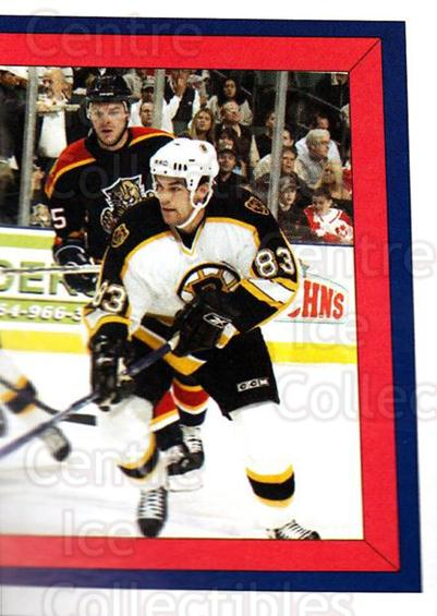 2005-06 Panini Stickers #61 Travis Green, Patrick Leahy, Juraj Kolnik, Jozef Stumpel<br/>6 In Stock - $1.00 each - <a href=https://centericecollectibles.foxycart.com/cart?name=2005-06%20Panini%20Stickers%20%2361%20Travis%20Green,%20P...&quantity_max=6&price=$1.00&code=166682 class=foxycart> Buy it now! </a>