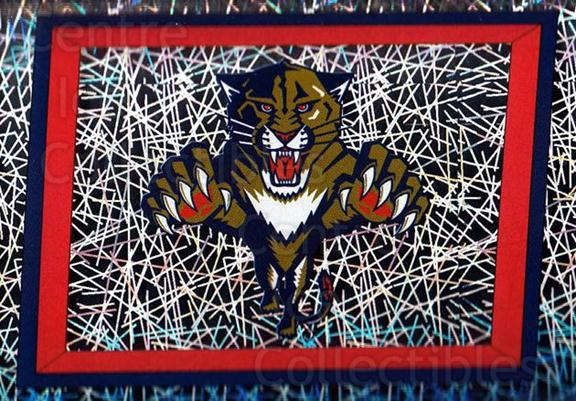 2005-06 Panini Stickers #62 Florida Panthers<br/>10 In Stock - $1.00 each - <a href=https://centericecollectibles.foxycart.com/cart?name=2005-06%20Panini%20Stickers%20%2362%20Florida%20Panther...&quantity_max=10&price=$1.00&code=166683 class=foxycart> Buy it now! </a>