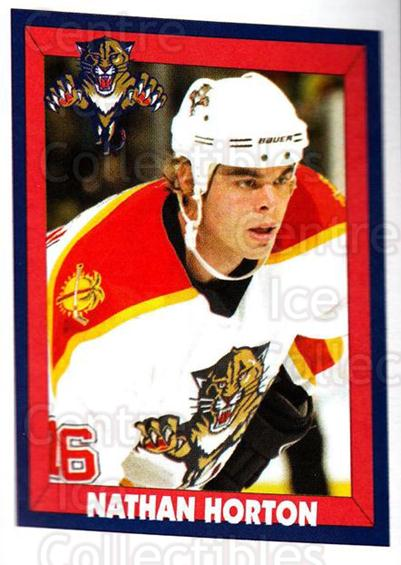 2005-06 Panini Stickers #63 Nathan Horton<br/>9 In Stock - $1.00 each - <a href=https://centericecollectibles.foxycart.com/cart?name=2005-06%20Panini%20Stickers%20%2363%20Nathan%20Horton...&quantity_max=9&price=$1.00&code=166684 class=foxycart> Buy it now! </a>