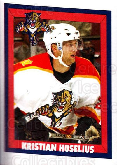 2005-06 Panini Stickers #65 Kristian Huselius<br/>9 In Stock - $1.00 each - <a href=https://centericecollectibles.foxycart.com/cart?name=2005-06%20Panini%20Stickers%20%2365%20Kristian%20Huseli...&quantity_max=9&price=$1.00&code=166686 class=foxycart> Buy it now! </a>