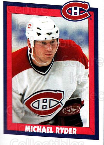 2005-06 Panini Stickers #72 Michael Ryder<br/>4 In Stock - $1.00 each - <a href=https://centericecollectibles.foxycart.com/cart?name=2005-06%20Panini%20Stickers%20%2372%20Michael%20Ryder...&quantity_max=4&price=$1.00&code=166694 class=foxycart> Buy it now! </a>