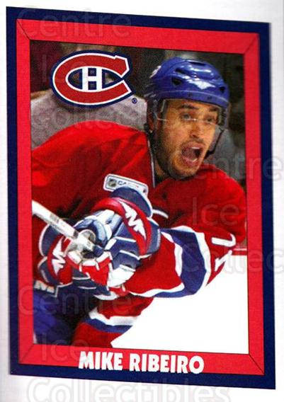 2005-06 Panini Stickers #74 Mike Ribeiro<br/>12 In Stock - $1.00 each - <a href=https://centericecollectibles.foxycart.com/cart?name=2005-06%20Panini%20Stickers%20%2374%20Mike%20Ribeiro...&quantity_max=12&price=$1.00&code=166696 class=foxycart> Buy it now! </a>