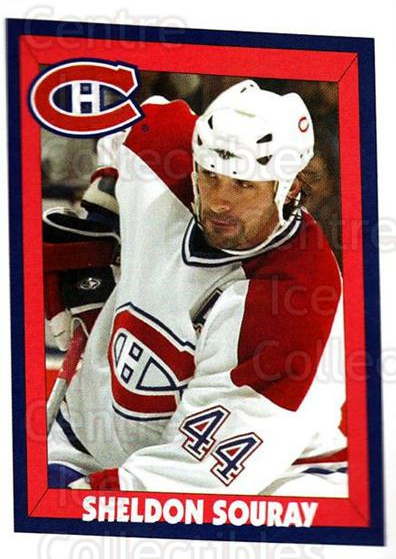2005-06 Panini Stickers #75 Sheldon Souray<br/>5 In Stock - $1.00 each - <a href=https://centericecollectibles.foxycart.com/cart?name=2005-06%20Panini%20Stickers%20%2375%20Sheldon%20Souray...&quantity_max=5&price=$1.00&code=166697 class=foxycart> Buy it now! </a>