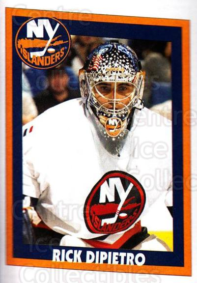 2005-06 Panini Stickers #92 Rick DiPietro<br/>8 In Stock - $1.00 each - <a href=https://centericecollectibles.foxycart.com/cart?name=2005-06%20Panini%20Stickers%20%2392%20Rick%20DiPietro...&quantity_max=8&price=$1.00&code=166714 class=foxycart> Buy it now! </a>