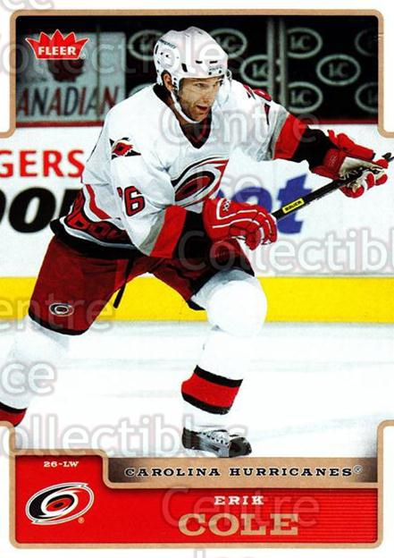 2006-07 Fleer #41 Erik Cole<br/>6 In Stock - $1.00 each - <a href=https://centericecollectibles.foxycart.com/cart?name=2006-07%20Fleer%20%2341%20Erik%20Cole...&quantity_max=6&price=$1.00&code=167074 class=foxycart> Buy it now! </a>