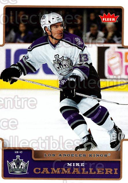 2006-07 Fleer #90 Mike Cammalleri<br/>6 In Stock - $1.00 each - <a href=https://centericecollectibles.foxycart.com/cart?name=2006-07%20Fleer%20%2390%20Mike%20Cammalleri...&quantity_max=6&price=$1.00&code=167116 class=foxycart> Buy it now! </a>