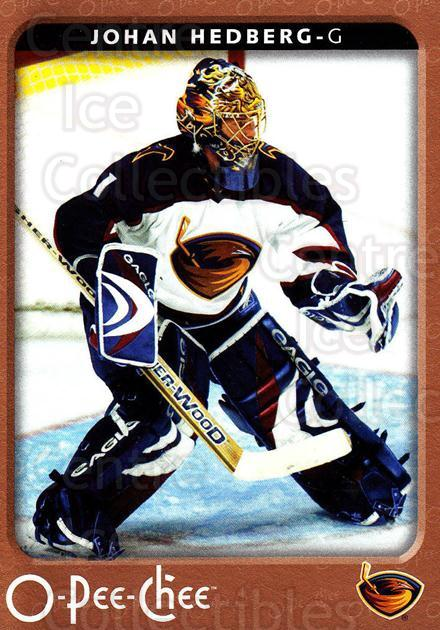 2006-07 O-Pee-Chee #26 Johan Hedberg<br/>6 In Stock - $1.00 each - <a href=https://centericecollectibles.foxycart.com/cart?name=2006-07%20O-Pee-Chee%20%2326%20Johan%20Hedberg...&quantity_max=6&price=$1.00&code=167379 class=foxycart> Buy it now! </a>