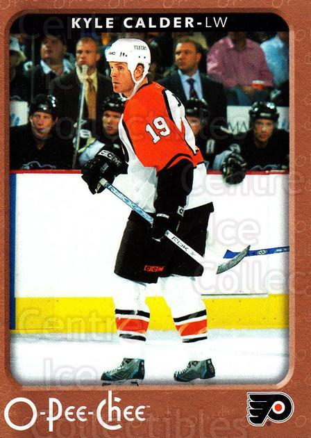 2006-07 O-Pee-Chee #371 Kyle Calder<br/>7 In Stock - $1.00 each - <a href=https://centericecollectibles.foxycart.com/cart?name=2006-07%20O-Pee-Chee%20%23371%20Kyle%20Calder...&quantity_max=7&price=$1.00&code=167503 class=foxycart> Buy it now! </a>
