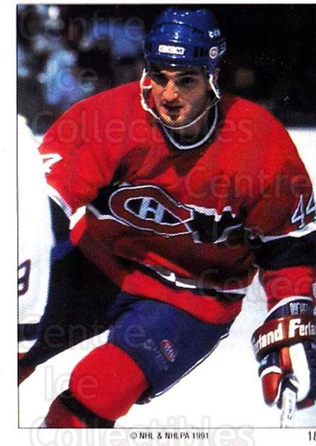 1991 Montreal Canadiens Panini Team Stickers #18 Stephane Richer<br/>10 In Stock - $3.00 each - <a href=https://centericecollectibles.foxycart.com/cart?name=1991%20Montreal%20Canadiens%20Panini%20Team%20Stickers%20%2318%20Stephane%20Richer...&quantity_max=10&price=$3.00&code=16772 class=foxycart> Buy it now! </a>