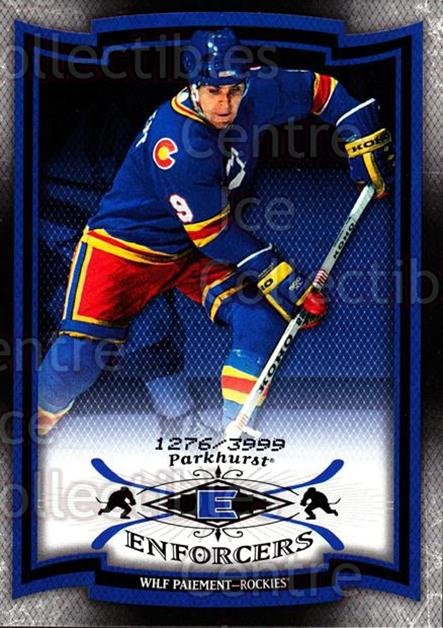 2006-07 Parkhurst #247 Wilf Paiement<br/>9 In Stock - $2.00 each - <a href=https://centericecollectibles.foxycart.com/cart?name=2006-07%20Parkhurst%20%23247%20Wilf%20Paiement...&quantity_max=9&price=$2.00&code=167762 class=foxycart> Buy it now! </a>