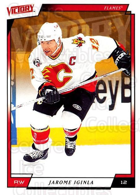 2006-07 UD Victory #29 Jarome Iginla<br/>4 In Stock - $2.00 each - <a href=https://centericecollectibles.foxycart.com/cart?name=2006-07%20UD%20Victory%20%2329%20Jarome%20Iginla...&quantity_max=4&price=$2.00&code=167970 class=foxycart> Buy it now! </a>