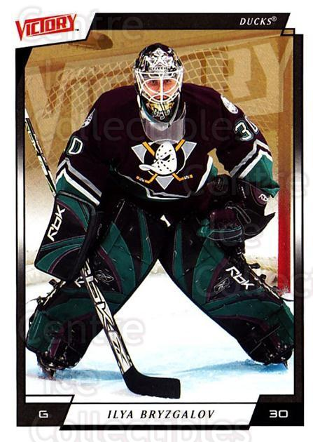 2006-07 UD Victory #6 Ilya Bryzgalov<br/>2 In Stock - $1.00 each - <a href=https://centericecollectibles.foxycart.com/cart?name=2006-07%20UD%20Victory%20%236%20Ilya%20Bryzgalov...&quantity_max=2&price=$1.00&code=168004 class=foxycart> Buy it now! </a>