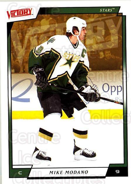 2006-07 UD Victory #60 Mike Modano<br/>2 In Stock - $2.00 each - <a href=https://centericecollectibles.foxycart.com/cart?name=2006-07%20UD%20Victory%20%2360%20Mike%20Modano...&quantity_max=2&price=$2.00&code=168005 class=foxycart> Buy it now! </a>