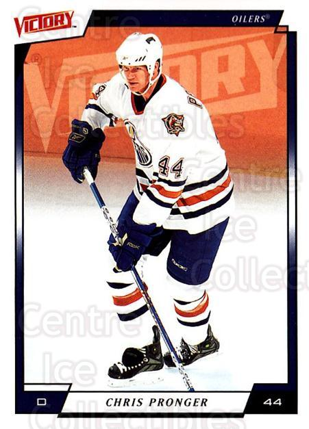 2006-07 UD Victory #79 Chris Pronger<br/>4 In Stock - $1.00 each - <a href=https://centericecollectibles.foxycart.com/cart?name=2006-07%20UD%20Victory%20%2379%20Chris%20Pronger...&quantity_max=4&price=$1.00&code=168025 class=foxycart> Buy it now! </a>