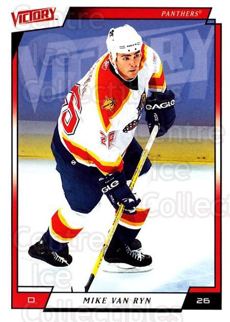 2006-07 UD Victory #87 Mike Van Ryn<br/>5 In Stock - $1.00 each - <a href=https://centericecollectibles.foxycart.com/cart?name=2006-07%20UD%20Victory%20%2387%20Mike%20Van%20Ryn...&quantity_max=5&price=$1.00&code=168034 class=foxycart> Buy it now! </a>