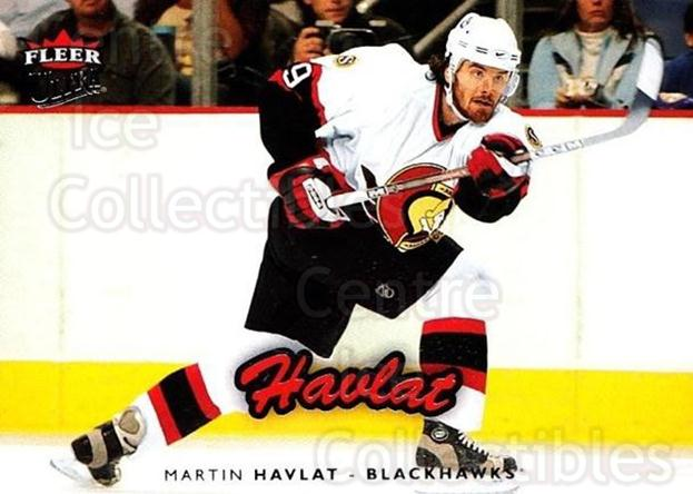 2006-07 Ultra #45 Martin Havlat<br/>5 In Stock - $1.00 each - <a href=https://centericecollectibles.foxycart.com/cart?name=2006-07%20Ultra%20%2345%20Martin%20Havlat...&quantity_max=5&price=$1.00&code=168054 class=foxycart> Buy it now! </a>