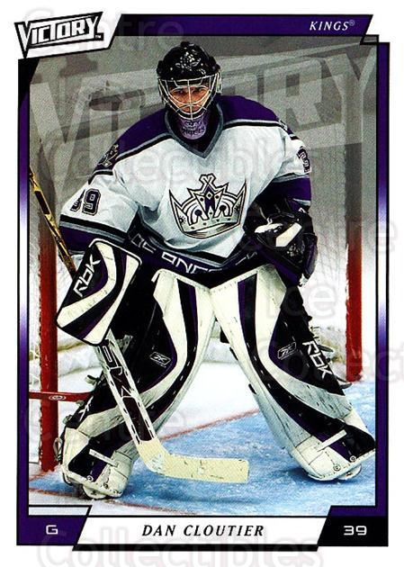 2006-07 UD Victory #254 Dan Cloutier<br/>5 In Stock - $1.00 each - <a href=https://centericecollectibles.foxycart.com/cart?name=2006-07%20UD%20Victory%20%23254%20Dan%20Cloutier...&quantity_max=5&price=$1.00&code=168134 class=foxycart> Buy it now! </a>