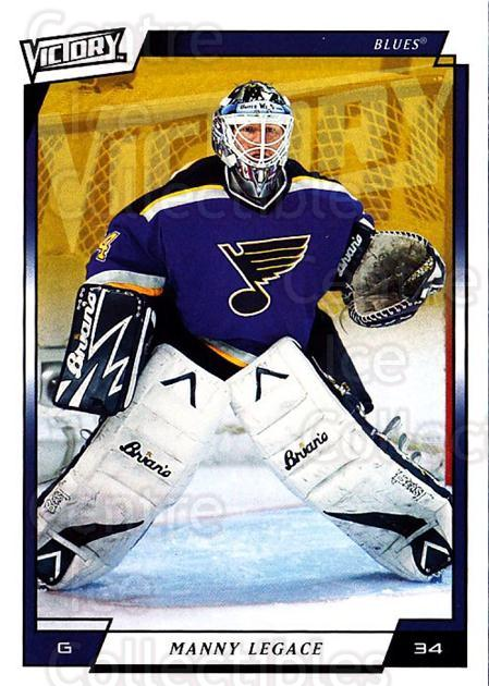 2006-07 UD Victory #274 Manny Legace<br/>5 In Stock - $1.00 each - <a href=https://centericecollectibles.foxycart.com/cart?name=2006-07%20UD%20Victory%20%23274%20Manny%20Legace...&quantity_max=5&price=$1.00&code=168154 class=foxycart> Buy it now! </a>