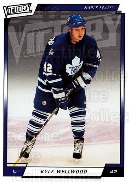 2006-07 UD Victory #278 Kyle Wellwood<br/>3 In Stock - $1.00 each - <a href=https://centericecollectibles.foxycart.com/cart?name=2006-07%20UD%20Victory%20%23278%20Kyle%20Wellwood...&quantity_max=3&price=$1.00&code=168158 class=foxycart> Buy it now! </a>