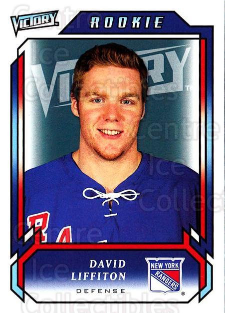 2006-07 UD Victory #316 David Liffiton<br/>2 In Stock - $2.00 each - <a href=https://centericecollectibles.foxycart.com/cart?name=2006-07%20UD%20Victory%20%23316%20David%20Liffiton...&quantity_max=2&price=$2.00&code=168195 class=foxycart> Buy it now! </a>