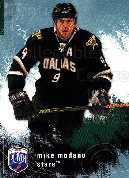2007-08 Be A Player #61 Mike Modano<br/>4 In Stock - $2.00 each - <a href=https://centericecollectibles.foxycart.com/cart?name=2007-08%20Be%20A%20Player%20%2361%20Mike%20Modano...&quantity_max=4&price=$2.00&code=168212 class=foxycart> Buy it now! </a>