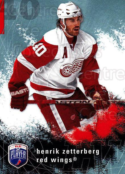 2007-08 Be A Player #71 Henrik Zetterberg<br/>3 In Stock - $2.00 each - <a href=https://centericecollectibles.foxycart.com/cart?name=2007-08%20Be%20A%20Player%20%2371%20Henrik%20Zetterbe...&quantity_max=3&price=$2.00&code=168222 class=foxycart> Buy it now! </a>