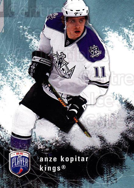 2007-08 Be A Player #88 Anze Kopitar<br/>4 In Stock - $1.00 each - <a href=https://centericecollectibles.foxycart.com/cart?name=2007-08%20Be%20A%20Player%20%2388%20Anze%20Kopitar...&quantity_max=4&price=$1.00&code=168240 class=foxycart> Buy it now! </a>