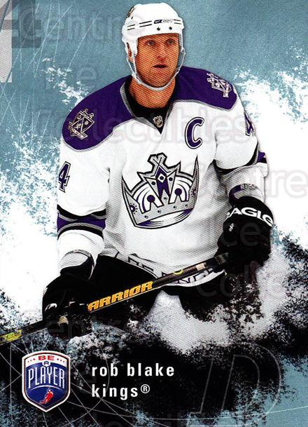 2007-08 Be A Player #89 Rob Blake<br/>4 In Stock - $1.00 each - <a href=https://centericecollectibles.foxycart.com/cart?name=2007-08%20Be%20A%20Player%20%2389%20Rob%20Blake...&quantity_max=4&price=$1.00&code=168241 class=foxycart> Buy it now! </a>
