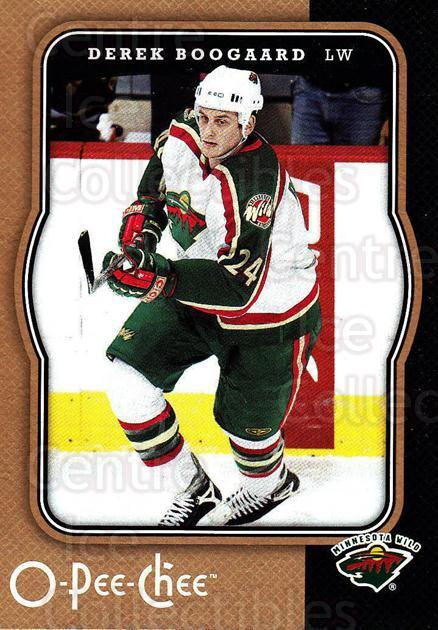 2007-08 O-Pee-Chee #244 Derek Boogaard<br/>1 In Stock - $1.00 each - <a href=https://centericecollectibles.foxycart.com/cart?name=2007-08%20O-Pee-Chee%20%23244%20Derek%20Boogaard...&quantity_max=1&price=$1.00&code=168480 class=foxycart> Buy it now! </a>