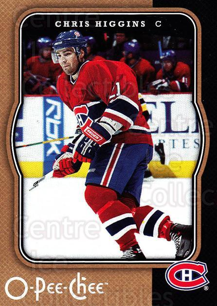 2007-08 O-Pee-Chee #253 Christopher Higgins<br/>4 In Stock - $1.00 each - <a href=https://centericecollectibles.foxycart.com/cart?name=2007-08%20O-Pee-Chee%20%23253%20Christopher%20Hig...&quantity_max=4&price=$1.00&code=168490 class=foxycart> Buy it now! </a>
