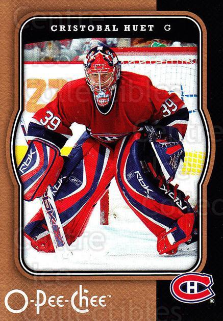 2007-08 O-Pee-Chee #260 Cristobal Huet<br/>1 In Stock - $1.00 each - <a href=https://centericecollectibles.foxycart.com/cart?name=2007-08%20O-Pee-Chee%20%23260%20Cristobal%20Huet...&quantity_max=1&price=$1.00&code=168498 class=foxycart> Buy it now! </a>