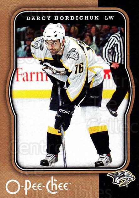 2007-08 O-Pee-Chee #273 Darcy Hordichuk<br/>3 In Stock - $1.00 each - <a href=https://centericecollectibles.foxycart.com/cart?name=2007-08%20O-Pee-Chee%20%23273%20Darcy%20Hordichuk...&quantity_max=3&price=$1.00&code=168512 class=foxycart> Buy it now! </a>