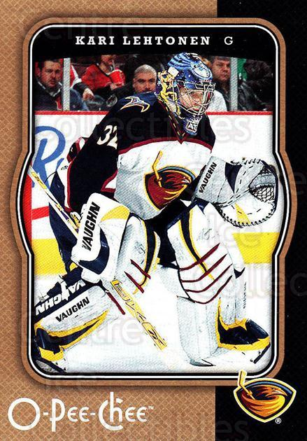 2007-08 O-Pee-Chee #28 Kari Lehtonen<br/>4 In Stock - $1.00 each - <a href=https://centericecollectibles.foxycart.com/cart?name=2007-08%20O-Pee-Chee%20%2328%20Kari%20Lehtonen...&quantity_max=4&price=$1.00&code=168519 class=foxycart> Buy it now! </a>