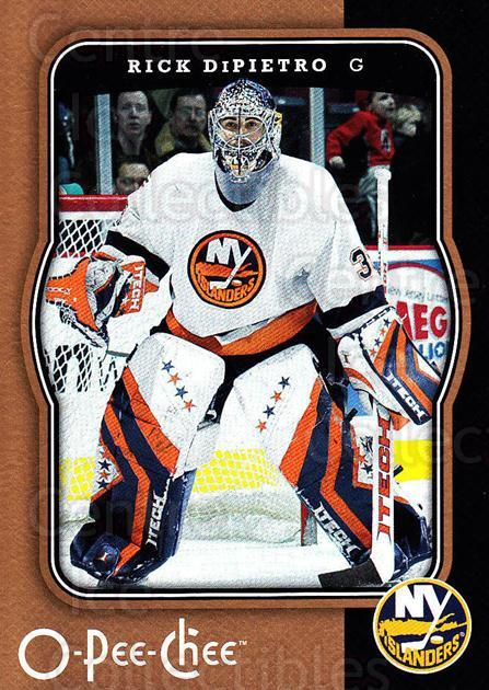 2007-08 O-Pee-Chee #302 Rick DiPietro<br/>5 In Stock - $1.00 each - <a href=https://centericecollectibles.foxycart.com/cart?name=2007-08%20O-Pee-Chee%20%23302%20Rick%20DiPietro...&quantity_max=5&price=$1.00&code=168545 class=foxycart> Buy it now! </a>