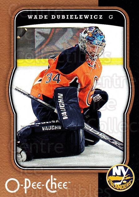 2007-08 O-Pee-Chee #315 Wade Dubielewicz<br/>2 In Stock - $1.00 each - <a href=https://centericecollectibles.foxycart.com/cart?name=2007-08%20O-Pee-Chee%20%23315%20Wade%20Dubielewic...&quantity_max=2&price=$1.00&code=168559 class=foxycart> Buy it now! </a>